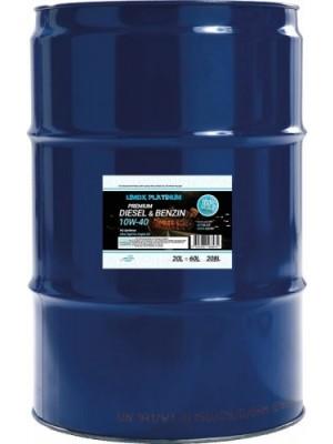 LIMOX Platinum Diesel & Benzin 10W-40 Motoröl 60Liter Fass