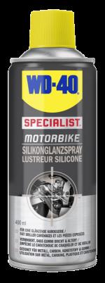 WD-40 Motorbike SPECIALIST Silikonglanzspray 400ml