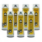 Innotec Repaplast Colour Finish Better Care Kunststofflack 500 ml, anthrazit