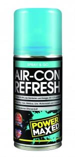 Power Maxed Air-Con Refresh Klimaanlagen Desifektion 150ml