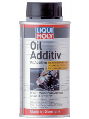 Liqui Moly 1011 Öl Additiv MoS2 125 ml