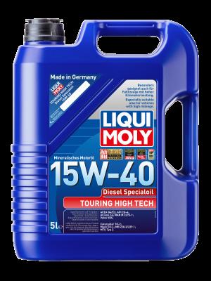 Liqui Moly 1073 Touring High Tech Diesel Specialoil 15W-40 5l
