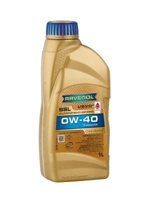 Ravenol Super Synthetik Öl SSL SAE 0W-40 Motoröl 1l