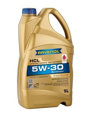 Ravenol HCL SAE 5W-30 Vollsynth Motoröl 5l