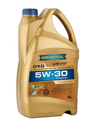 Ravenol DXG SAE 5W-30 Vollsynth Dexos 1 Gen 2 Motoröl 5l