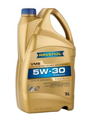 Ravenol VMS SAE 5W-30 Vollsynth Mercedes 229.52 Motoröl 5l