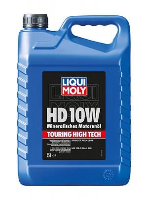 Liqui Moly 1249 Touring High Tech HD 10W Motoröl 5l