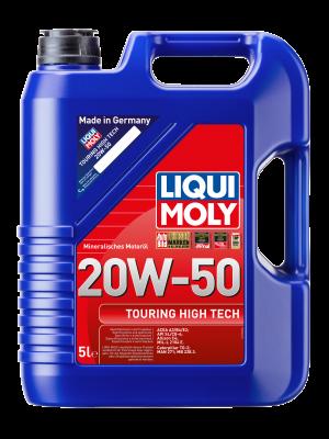 Liqui Moly 1255 Touring High Tech 20W-50 5l