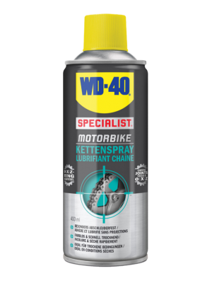 WD-40 Motorbike SPECIALIST Kettenspray 400ml