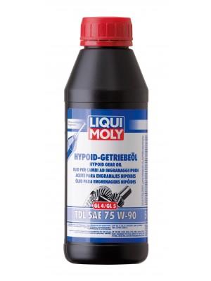 Liqui Moly 1406 Hypoid-Getriebeöl (GL4/5) TDL SAE 75W-90 500ml