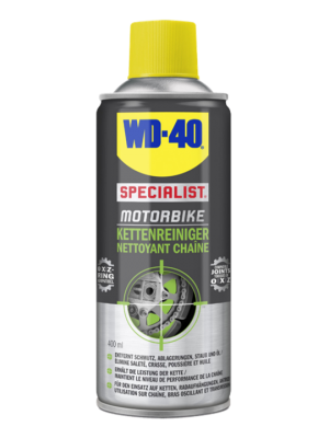 WD-40 Motorbike Kettenreiniger 400ml