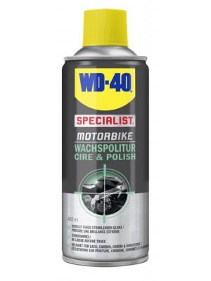 WD-40 Motorbike SPECIALIST Wachspolitur 400ml
