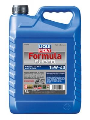 Liqui Moly 1440 Formula Super 15W-40 Motoröl 5l