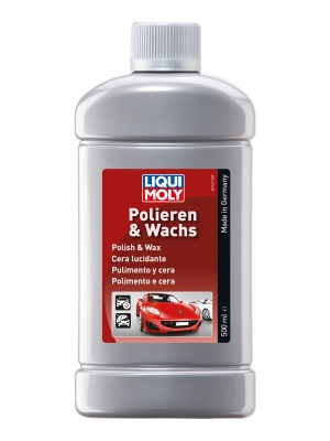 Liqui Moly 1467 Polieren & Wachs 500ml