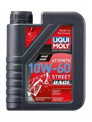Liqui Moly Racing Synth 4T 10W-60 Motorrad Motoröl 1l