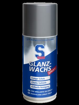 S100 Glanz-Wachs Spray 250 ml