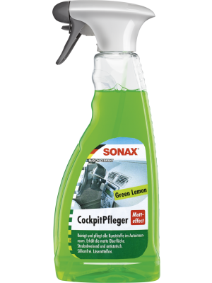 Sonax CockpitPfleger Green Lemon-Fresh matteffect 500ml