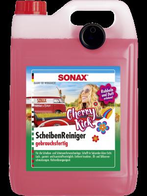 SONAX ScheibenReiniger gebrauchsfertig Cherry Kick NEU 5 l
