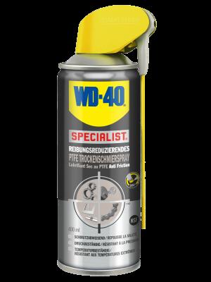 WD-40 Smart Straw™ 400 mL  Reibungsreduzierendes PTFE Trockenschmierspray