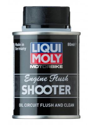 Liqui Moly 3028 Motorbike Engine Flush Shooter 80ml