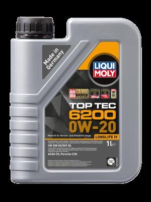 Liqui Moly 20780 Top Tec 6200 0W-20 1l
