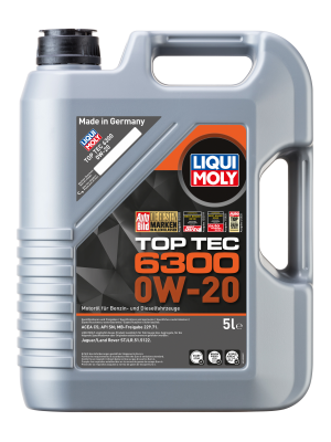Liqui Moly 21211 Top Tec 6300 0W-20 5l