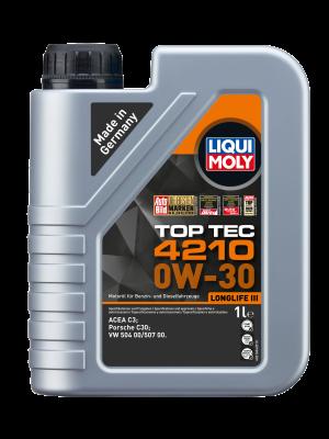 Liqui Moly 21604 Top Tec 4210 0W-30 1l