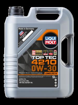 Liqui Moly 21605 Top Tec 4210 0W-30 5l