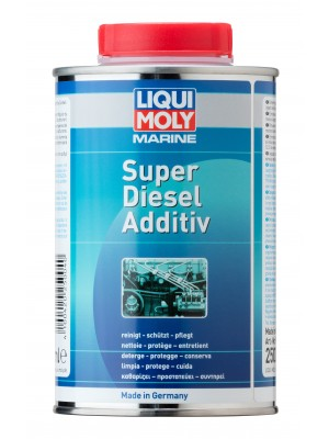 Liqui Moly 25004 Marine Super Diesel Additiv 500ml