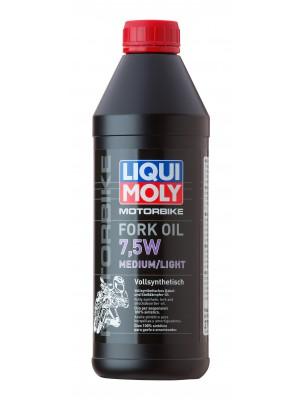 Liqui Moly 2719 Motorbike Fork Oil 7,5W medium/light Gabelöl 1l