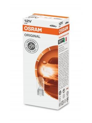 Osram 2W 12V W2,1x9,5d Original 1st.
