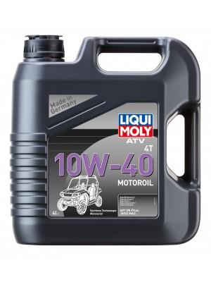 Liqui Moly 3014 ATV 4T Motoroil 10W-40 4l