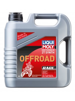Liqui Moly 3064 Motorbike 2T Synth Offroad Race 4l