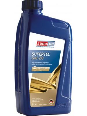 Eurolub Supertec 5W-20 Motoröl 1l