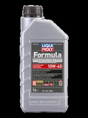Liqui Moly 3862 Formula Super 10W-40 Motoröl 1l Flasche
