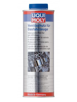 Liqui Moly Ventilschutz für Gasfahrzeuge 1l