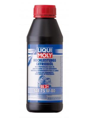 Liqui Moly 4426 Hochleistungs-Getriebeöl (GL3+) SAE 75W-80 500ml
