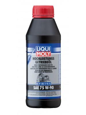 Liqui Moly 4433 Hochleistungs-Getriebeöl (GL4+) SAE 75W-90 500ml