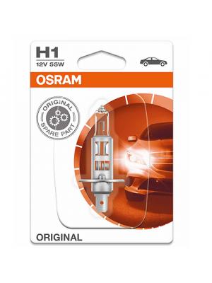 Osram H1 12V 55W P14,5s 1st. Blister Osram Orginal