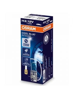 Osram H3 12V 55W PK22s Cool Blue Intense 1st. Osram