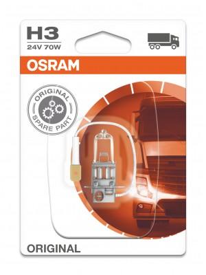 Osram H3 24V 70W PK22s 1st. Blister Orginal Osram