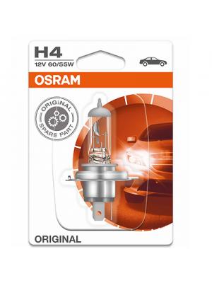 Osram H4 12V 60/55W P43t 1st. Blister Orginal Osram