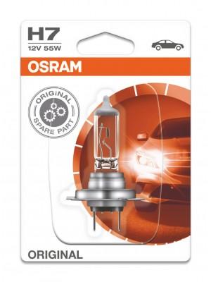 Osram H7 12V 55W PX26d - Original Spare Part Glühbirne