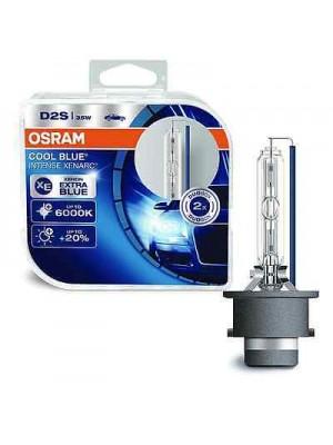 Osram D2S 35 W P32d-2 Cool Blue Intense Xenarc 2st. Osram