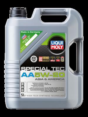 Liqui Moly Leichtlauf Special AA 5W-20 Motoröl 5l