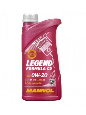 MANNOL 7921 Legend Formula C5 0W-20 Motoröl 1l