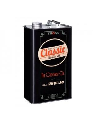 TBO&S Classic Motoröl SAE 20W50 - leicht legiert 5 Liter