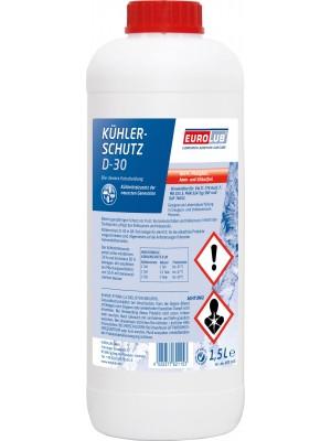 Eurolub Kühlerfrostschutz D-30 Konzentrat 1,5l