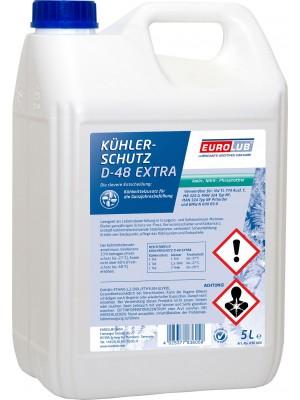 Eurolub Kühlerfrostschutz D-48 Extra Konzentrat 5l