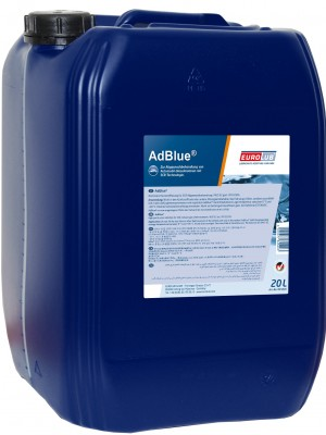 Eurolub AdBlue Harnstofflösung 20l Kanne